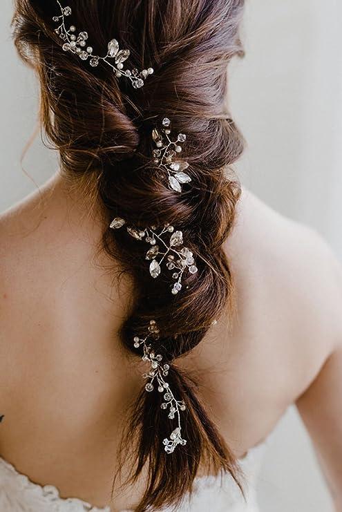 Comment faire des coiffures de mariage en ligne