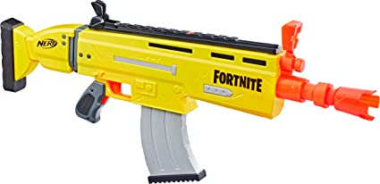 Cyber Ultimate Battery Operated Gun Toy with Digital Light and Realistic Rapid