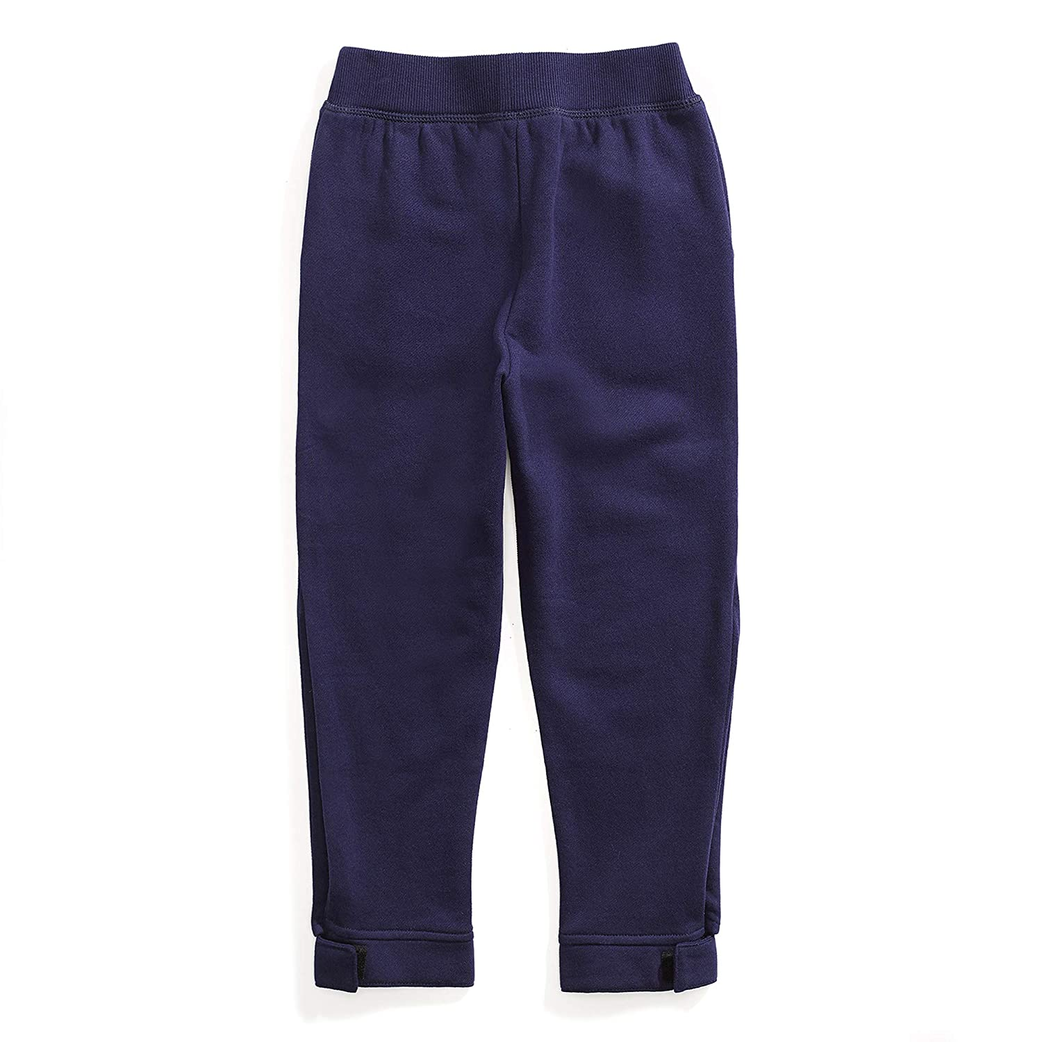 Tommy Hilfiger Girls Adaptive Jogger Pants with Adjustable Outside Seams