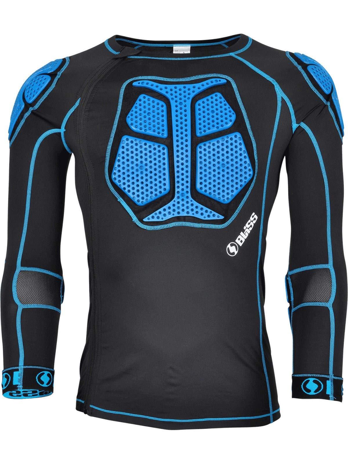 bliss Black ARG Comp Ld MTB Body Armour (L, Black)