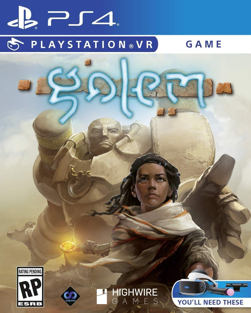 Golem for PlayStation 4 PlayStation VR [USA]: Amazon.es: Ui Entertainment: Cine y Series TV