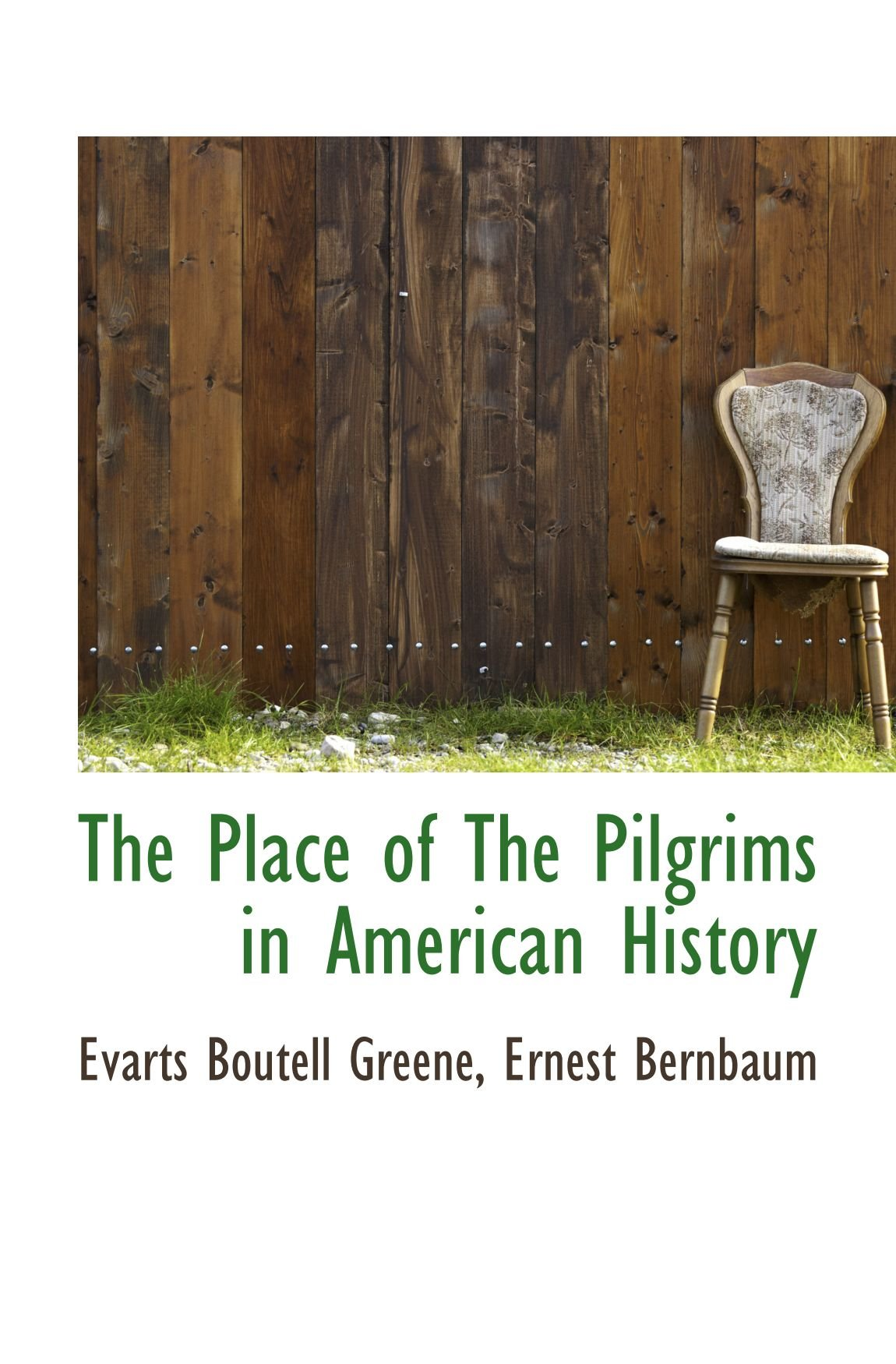 The Place of The Pilgrims in American History pdf epub