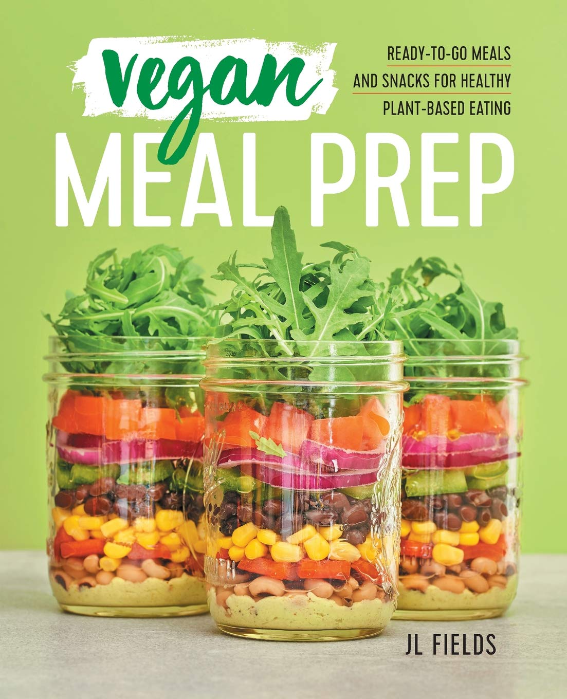 Vegan Meal Prep Ready Go product image
