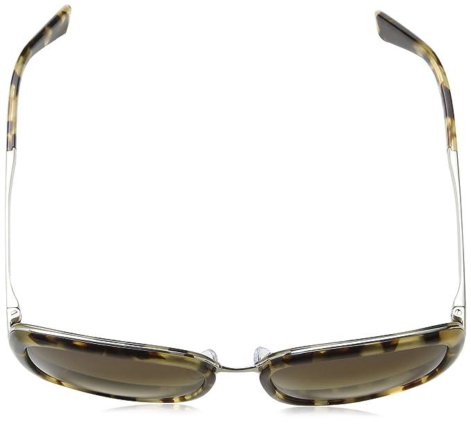 Nina Ricci SNR007-gafas de sol Mujer Marrón Marrón (SHINY ...