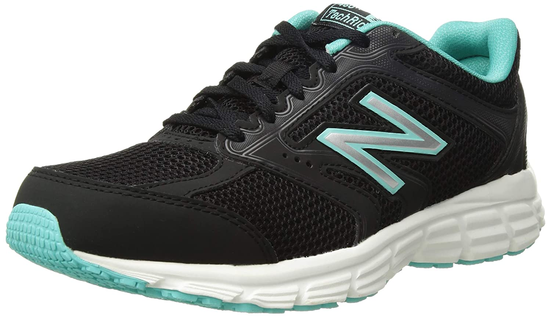 Noir Tidepool Light Tidepool New Balance 460v1, Chaussures de Fitness Femme 42.5 EU