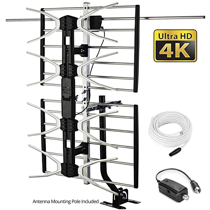 Top 9 Tv Antennas Outdoor Long Range Multidirectional