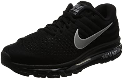 Nike Air Max 2017 Women's Running Shoes 849560 001 (5 B(M) US edf95b68da93
