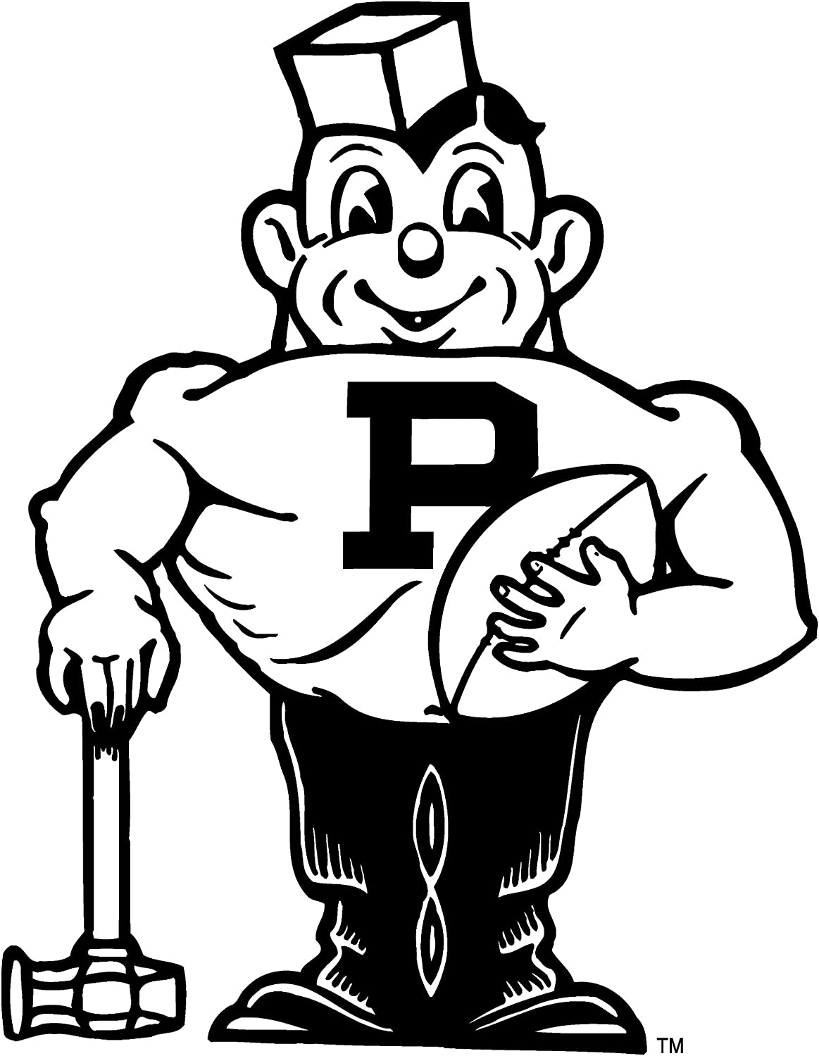 NCAA Purdue Boilermakers PURLEG03 Youth T-Shirt