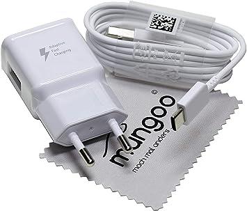 Cargador para Original Flash rápido Samsung 2A + USB Cable de tipo ...