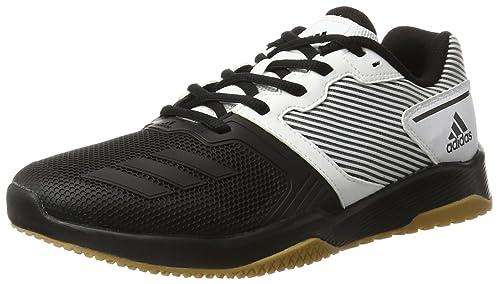 new product f253e 26c90 adidas Men's Gym Warrior 2 Gymnastics Shoes, (FTWR White/Core Black/Gum