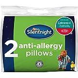 Silentnight Anti Allergy Plus Pillow Pair - White