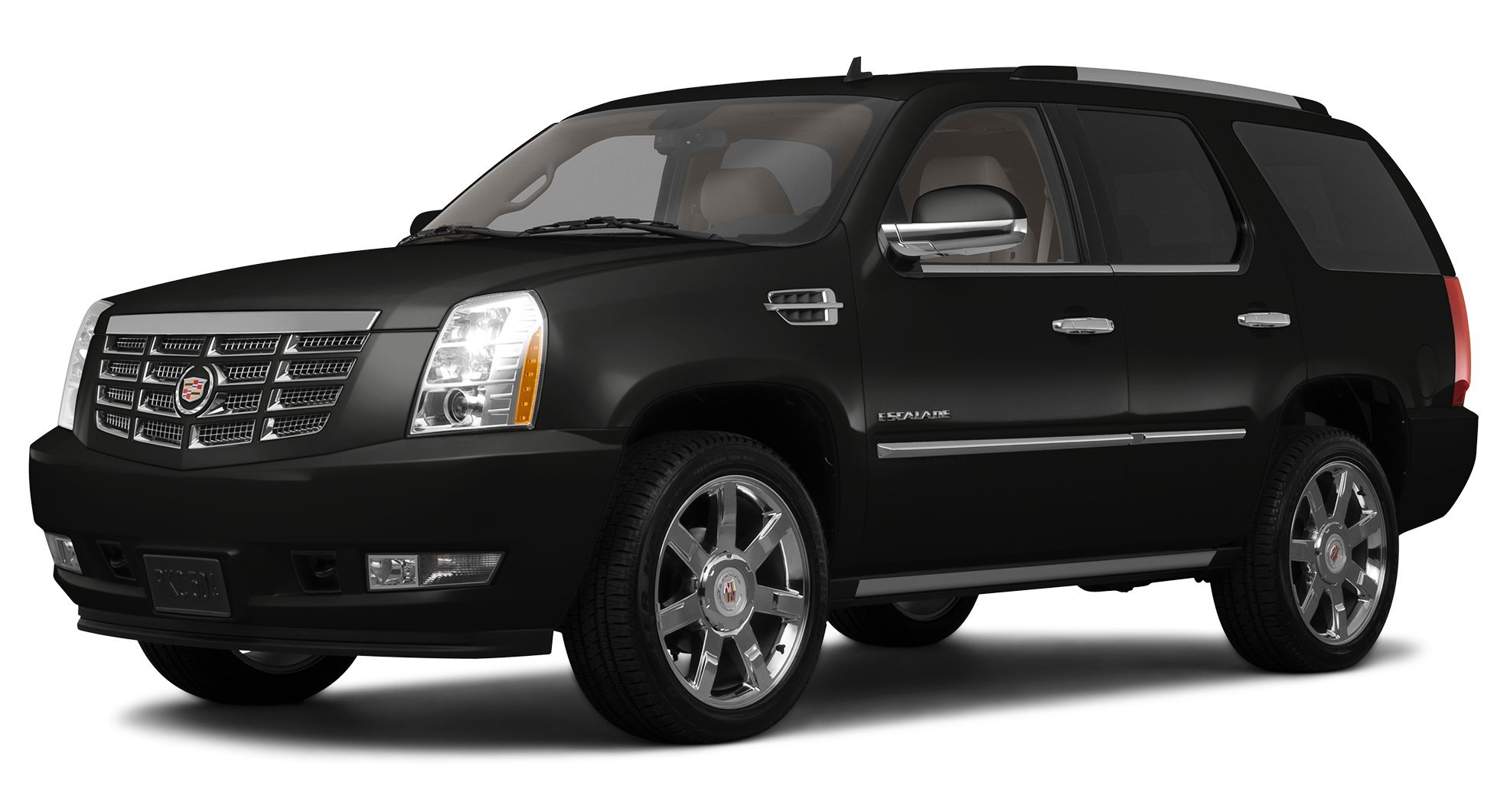 drive pi makes the for technology driveway escalade cadillac perfect in review esv