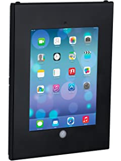 mountit tablet wall mount with antitheft locking function for public displays