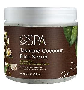 Bcl Spa Sugar Scrub Organic Certification