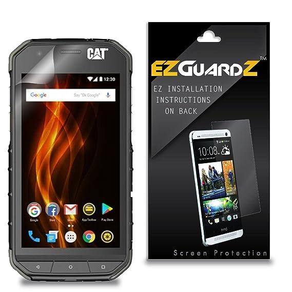 Amazoncom 3 Pack Ezguardz Screen Protector For