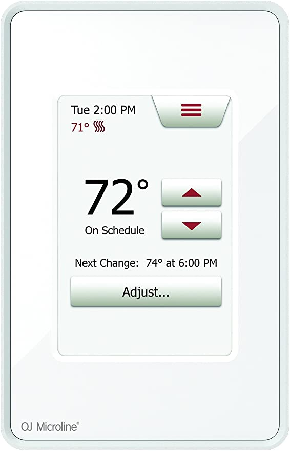 Amazon.com: Oj Microline uwg4 WiFi radiante Calefacción por ...