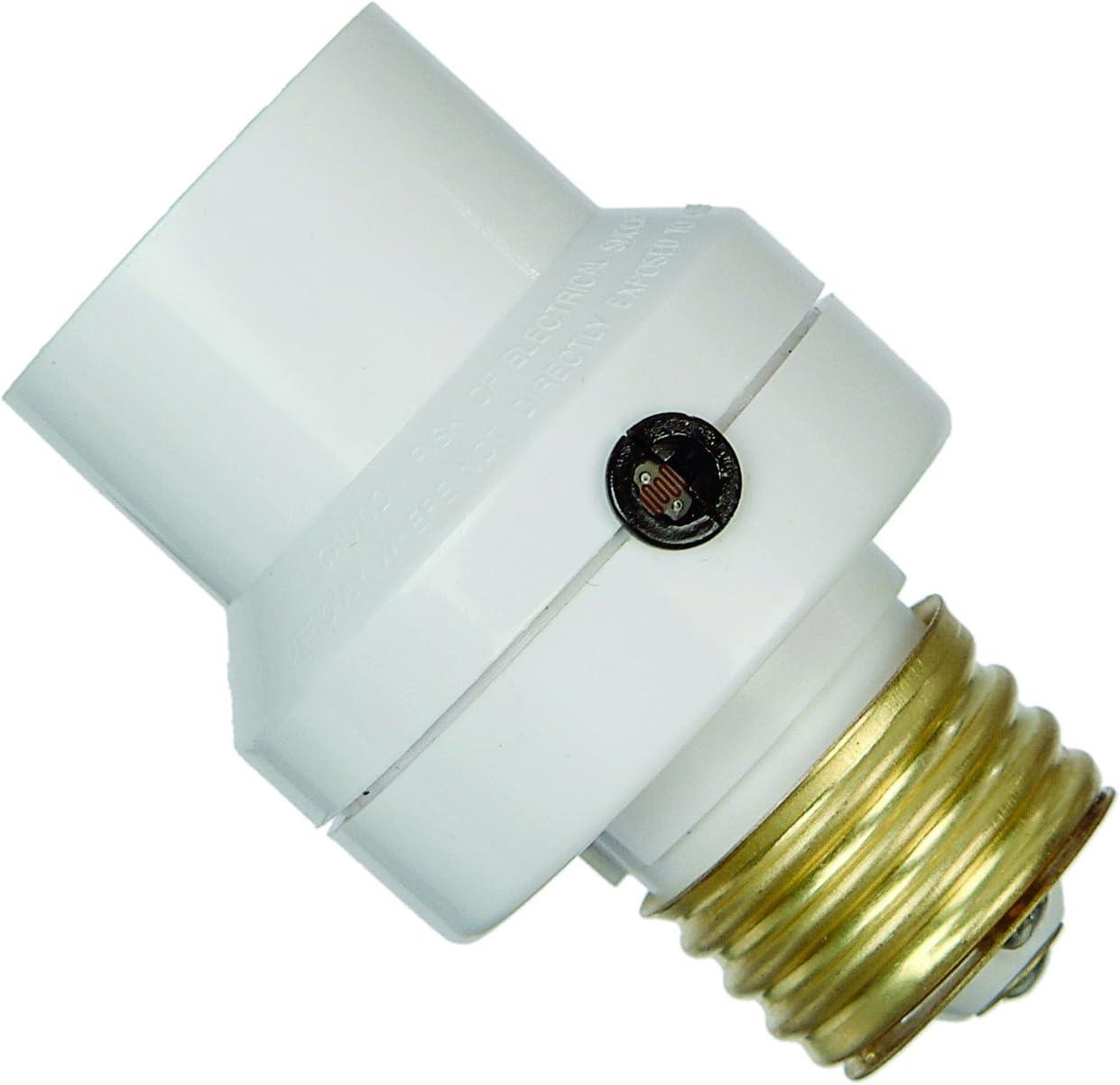Programmable Outdoor Lights Automatic On Off Control Motion Sensor Retrofit Kit