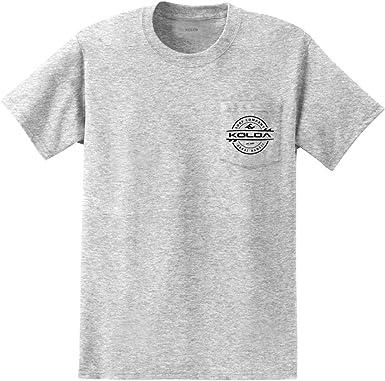 Koloa Thruster Logo Pocket T-Shirts in Sizes S-4XL