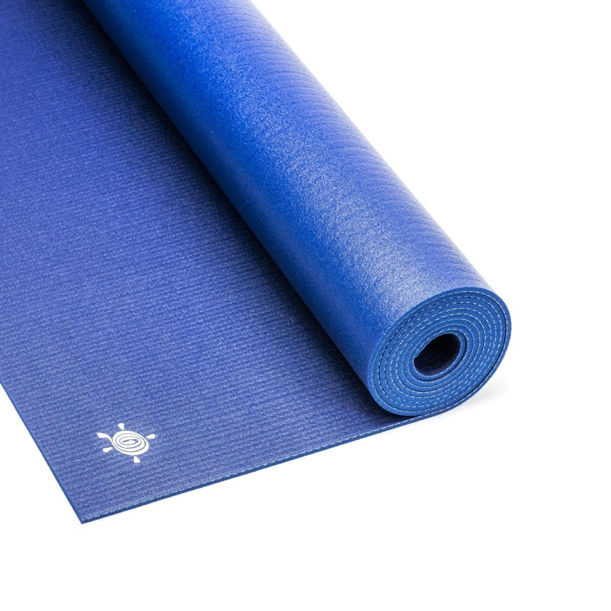 Estera de Yoga KURMA SADHANA LITE Azul Oscuro, 185 x 66 x 0 ...
