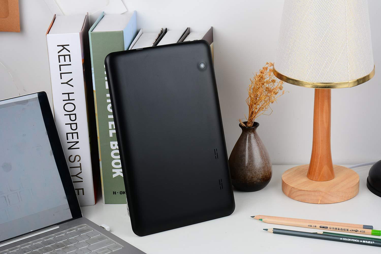 TXVSO 10.1 Pulgadas Tablet PC, Google Android 5.1, A33 Quad Core, 1GB + 16GB, 5000mAh, 0.3 + 2.0 Doble cámara, WiFi, Bluetooth