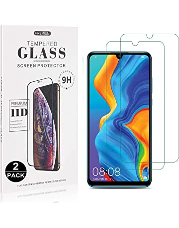 1 Pi/èces Ultra Claire Film Protection /Écran pour Huawei Y5 2019 // Huawei Honor 8S NBKASE Huawei Y5 2019 // Huawei Honor 8S Verre Tremp/é Anti Rayures Installation Facile Sans Bulles