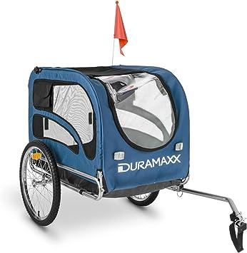 DURAMAXX King Rex Remolque para Bicicletas (Capacidad 250 litros ...