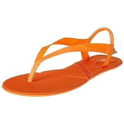 5447020d4 Flipsters Foldable Flip Flop Sandals- Orange- Large  Amazon.co.uk  Shoes    Bags