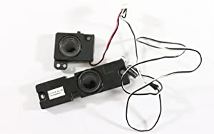 Dell YP848 Left & Right Speaker Set Latitude E6500 Precision M4400