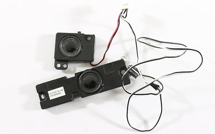 Dell YP848 Left & Right Speaker Set Latitude E6500 Precision M4400