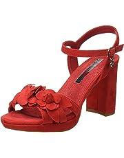 934f4f45 XTI 35044, Zapatos con Tira de Tobillo para Mujer