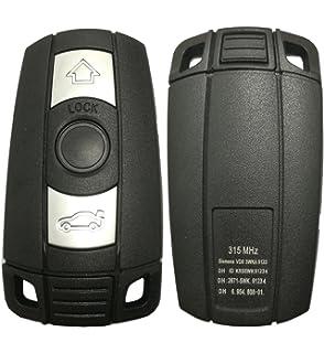 Amazon.com: Carcasa para llave de coche para Land Rover LR3 ...