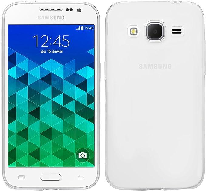 Coque Samsung Galaxy Core Prime G360 ,Bingsale Coque Samsung Galaxy Core Prime G360/ Core Prime Value Edition Etui Silicone Gel Housse (transparent)