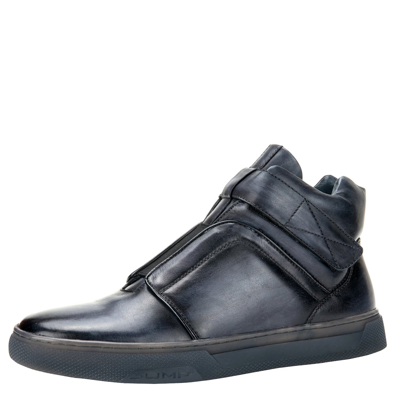 JUMP NEWYORK Men's Scully High-Top Fashion Sneaker Grey 15 D US