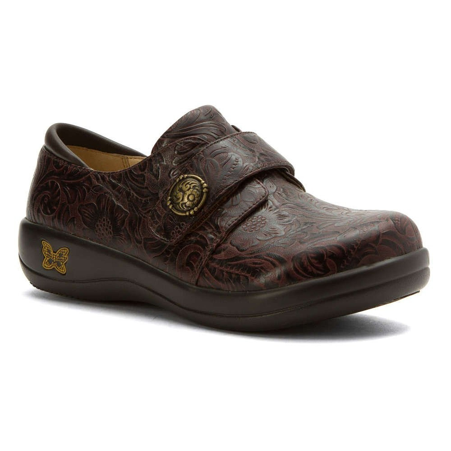 Alegria Joleen Women's Slip On 42 M EU Molasses