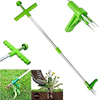 Gardening A Stand-Up Weeder Root Removal Tool for Garden,Standing ...