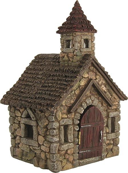 Accessori per Presepe, Chiesa, Aspetto Pietra Naturale Altezza