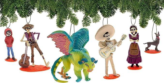 Disney Miguel Peluche Figurine Pixar Coco Dia de Los Muertos Neuf avec Balises