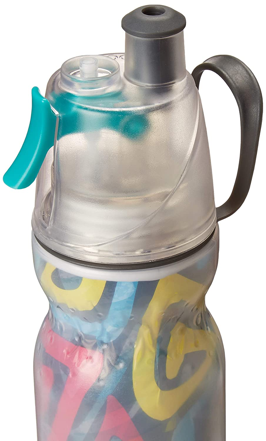 O2COOL/® ArcticSqueeze/® Insulated Mist N Sip/® Squeeze Bottle 20 oz.