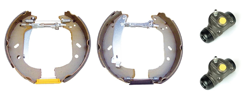Brembo K23033 - Kit & Fit arriè re Brembo K23033 - Kit & Fit arrière K 23 033