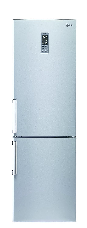 LG GBB539PVQPB Independiente 320L A++ Plata nevera y congelador ...