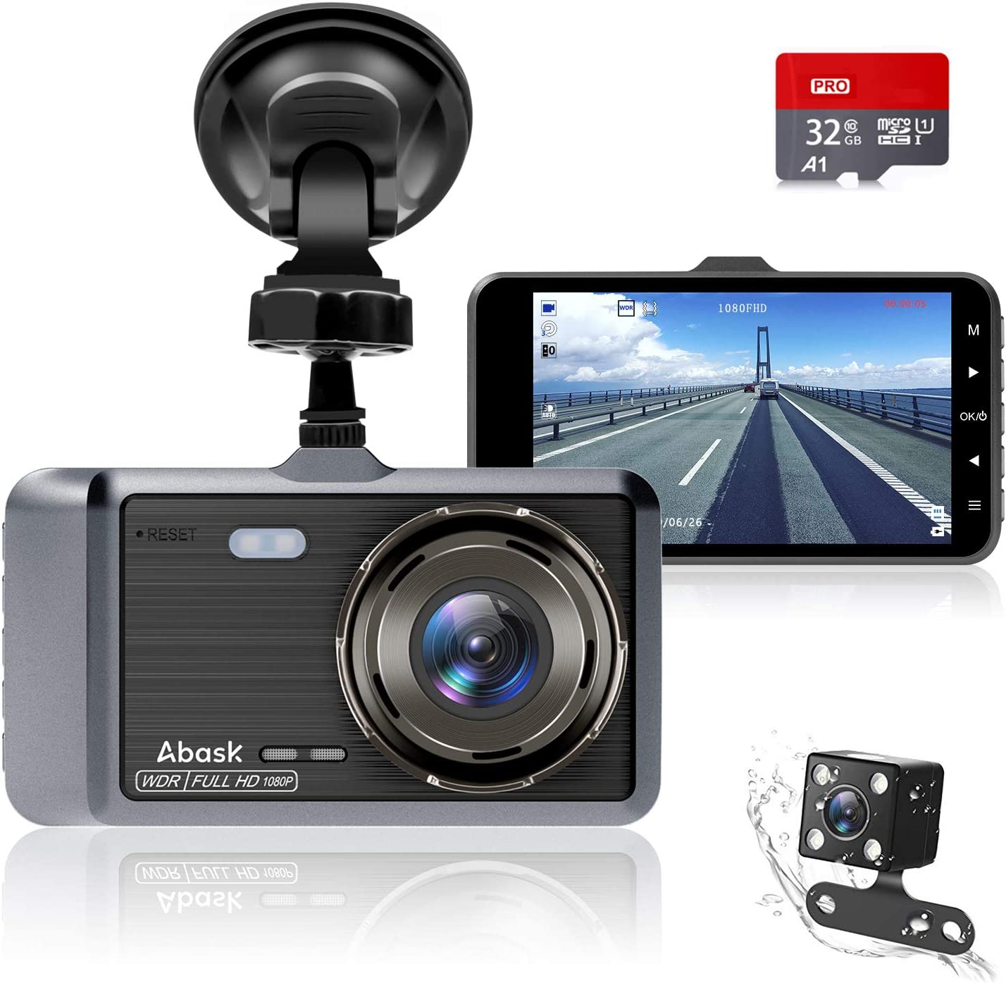 Abask Dashcam