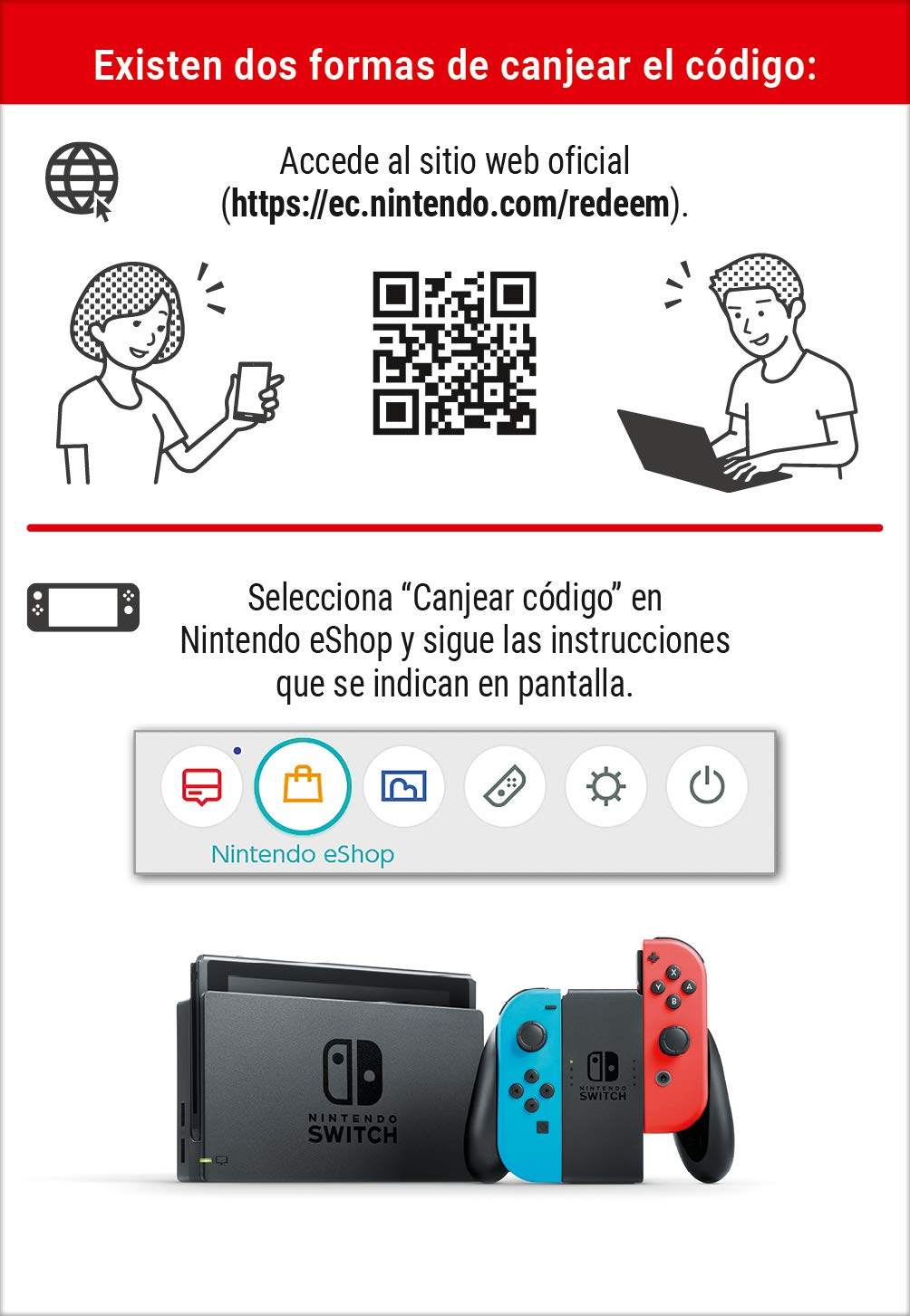 Switch Online Suscripción Familiar de 12 Meses | Nintendo Switch ...