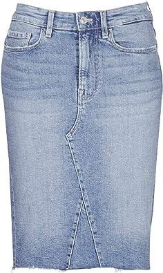 GUESS Fiji Faldas Mujeres Azul/Claro Faldas: Amazon.es: Zapatos y ...