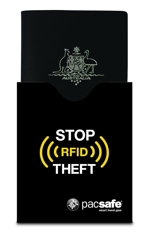 Pacsafe PROTEGE PASSPORT RFIDSLEEVE 50 BLACK 100
