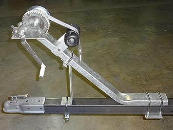 Die-matic Winch Stand W/1400lb Dutton-Lainson, Winch & Strap G