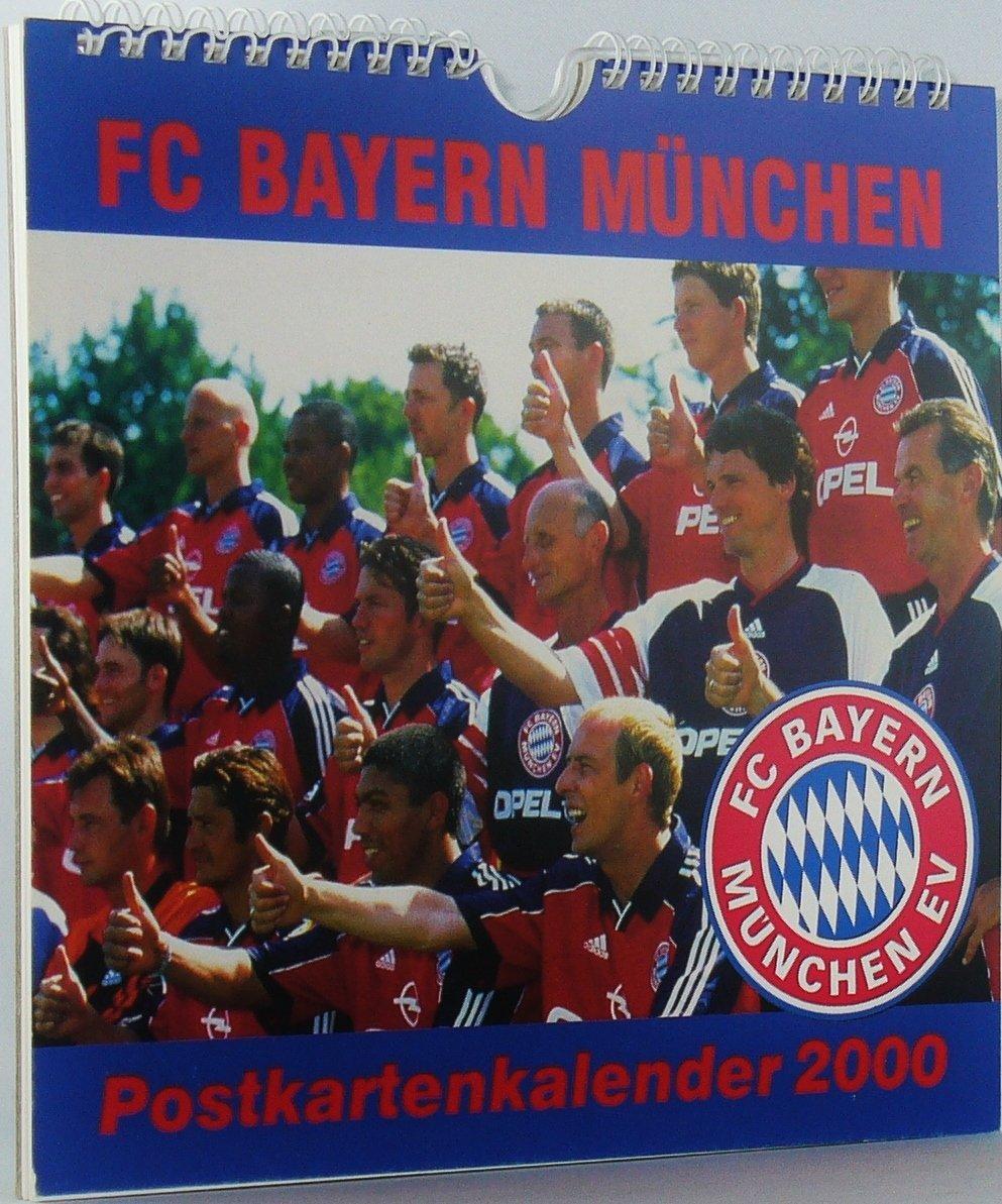 FC Bayern München 2000: Star Kalender