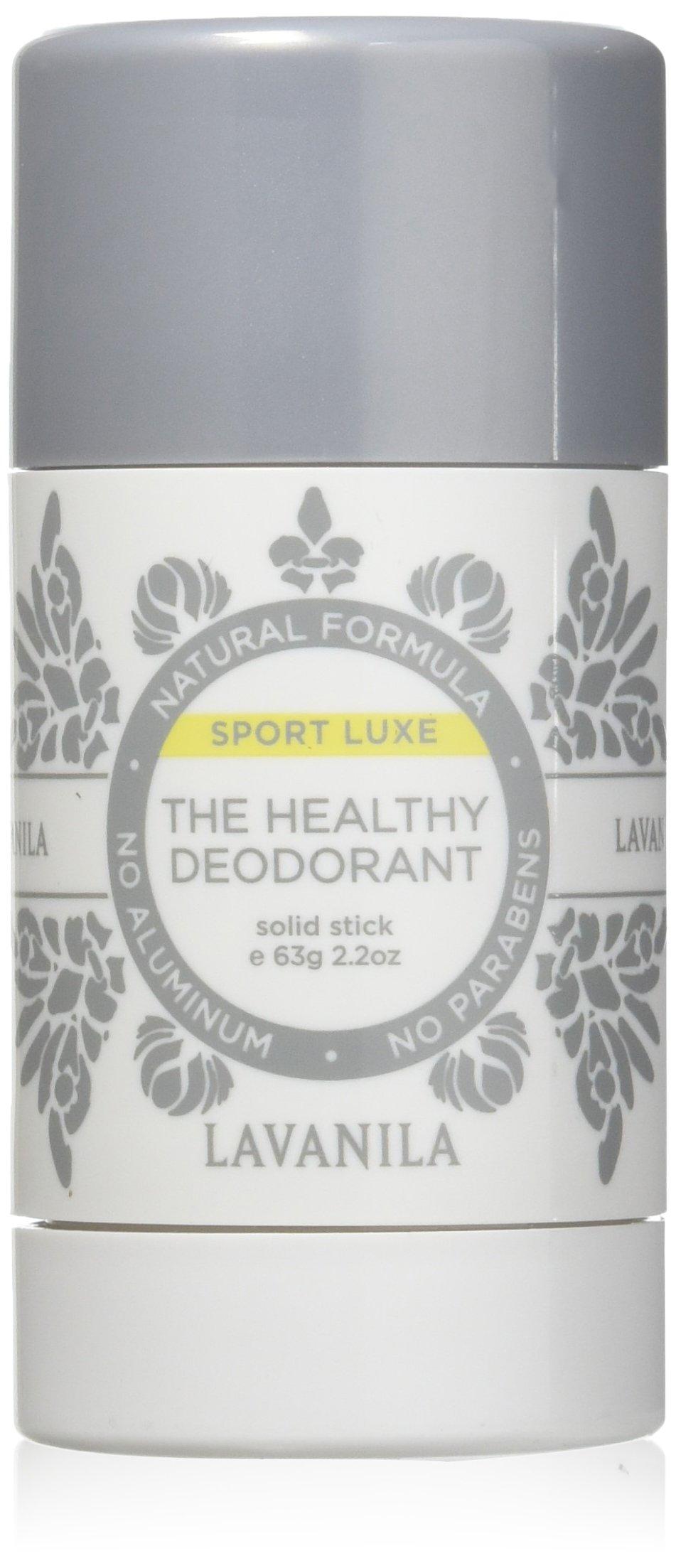 LaVanila - Sport Luxe Healthy Deodorant - 2.2 Oz/Vanilla Breeze