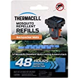 ThermacellM-48 Backpacker Mat-Only Refill, 48 Hour Pack (12 Repellent Mats)