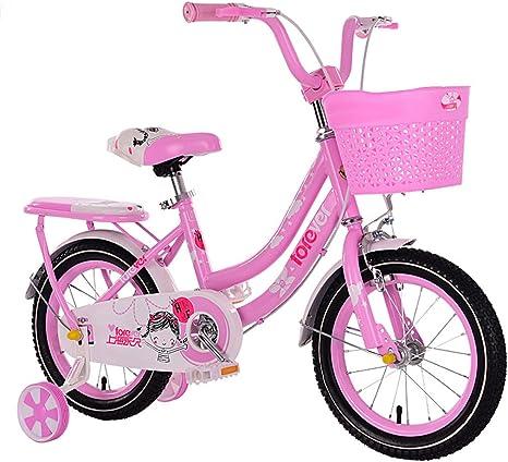 Xiaoping Bicicleta de los niños de 3-7 años de Edad, niña de ...