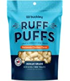 Buckley Ruff Puffs Flavored Light & Crunchy Dog Treats, 4 Ounce